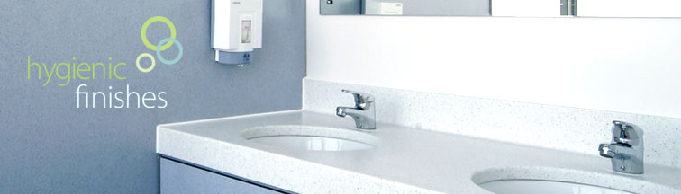 Hygienic Finishes